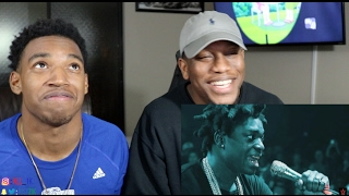 "Kodak Black x A Boogie ""Water"" (WSHH Exclusive - Official Audio)- REACTION"