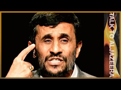 Talk to Al Jazeera - Mahmoud Ahmadinejad