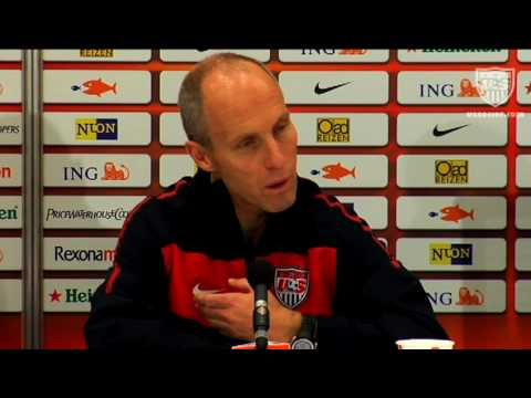MNT vs. Netherlands: Post-Game Press Confererence: March 3, 2010