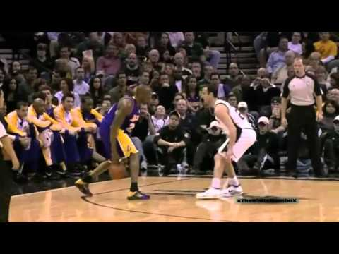 Kobe Bryant Mix: cinderella Man [hd] video