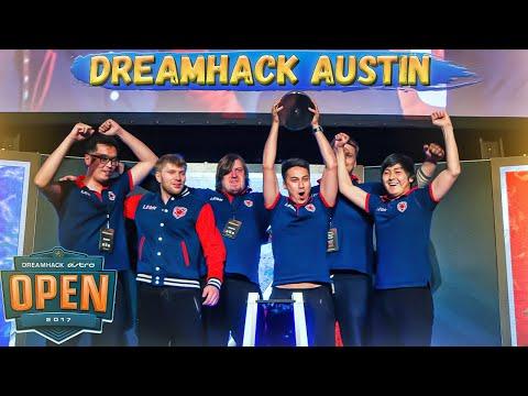 Лучшие моменты CS GO Dreamhack Austin 2017