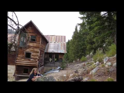 Loggers Harassed by Bigfoot in Ghost Town of Deadwood