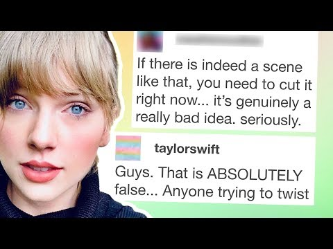 """Download Lagu  Taylor Swift Ignores Warnings When Releasing """"You Need to Calm Down"""", Chaos Ensues Mp3 Free"""