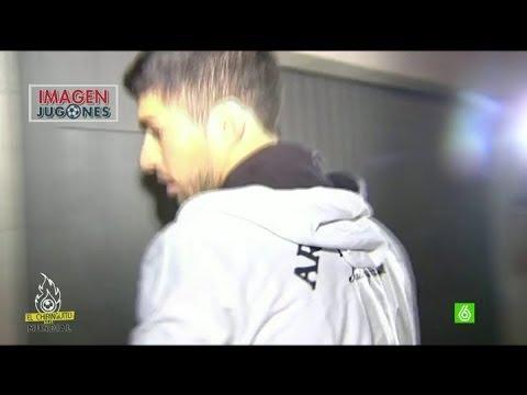 Luis Suárez ya está en Barcelona
