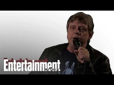 Mark Hamill talks the past (and future) of 'Star Wars' at EW's CapeTown Film Fest