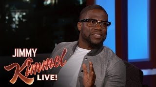 Kevin Hart on Working with Dwayne Johnson