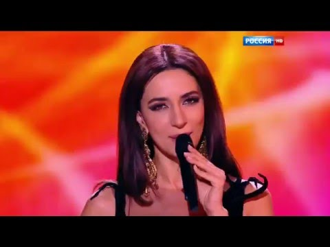 Зара - Только ты (Праздничное шоу Валентина Юдашкина)