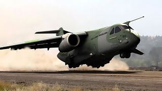 Brazil Military Power 2015: Rollout Embraer KC-390 - Embraer Apresenta Avião de Transporte KC-390