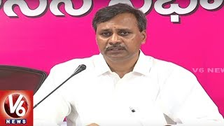 TRS Will Secure 111 Seats In Upcoming Elections : MLC Palla Rajeshwar On Survey Report News