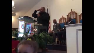 Rev Anthony Brown Joshua 1:8