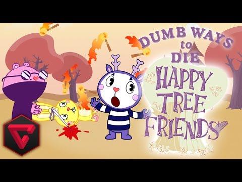 Dumb Ways To Die: Happy Tree Friends Edition video