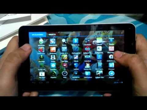 Tablet Titan 7074Me Analisis en español