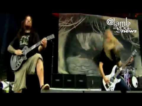 Lamb Of God 'Redneck', Live At Download Festival 10th June 2012.