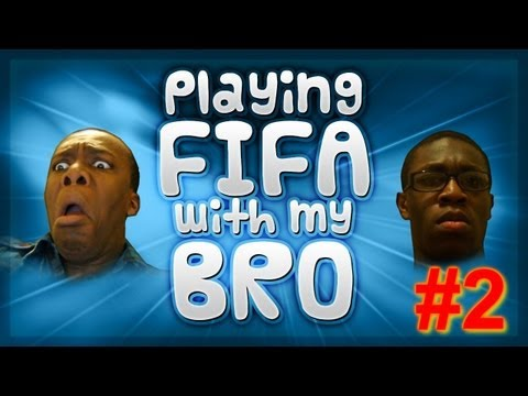 FIFA 12 | Playing FIFA with my Bro #2