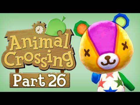 Let's Play Animal Crossing New Leaf - Part 26 (Murderer)