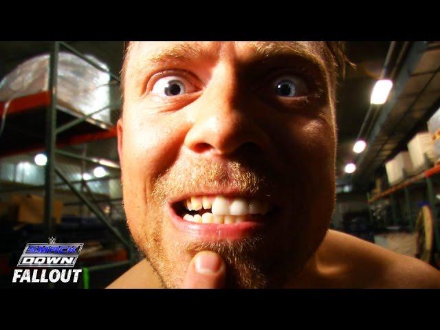 "AJ Styles broke The Miz's ""Moneymaker"": SmackDown Fallout, February 4, 2016"