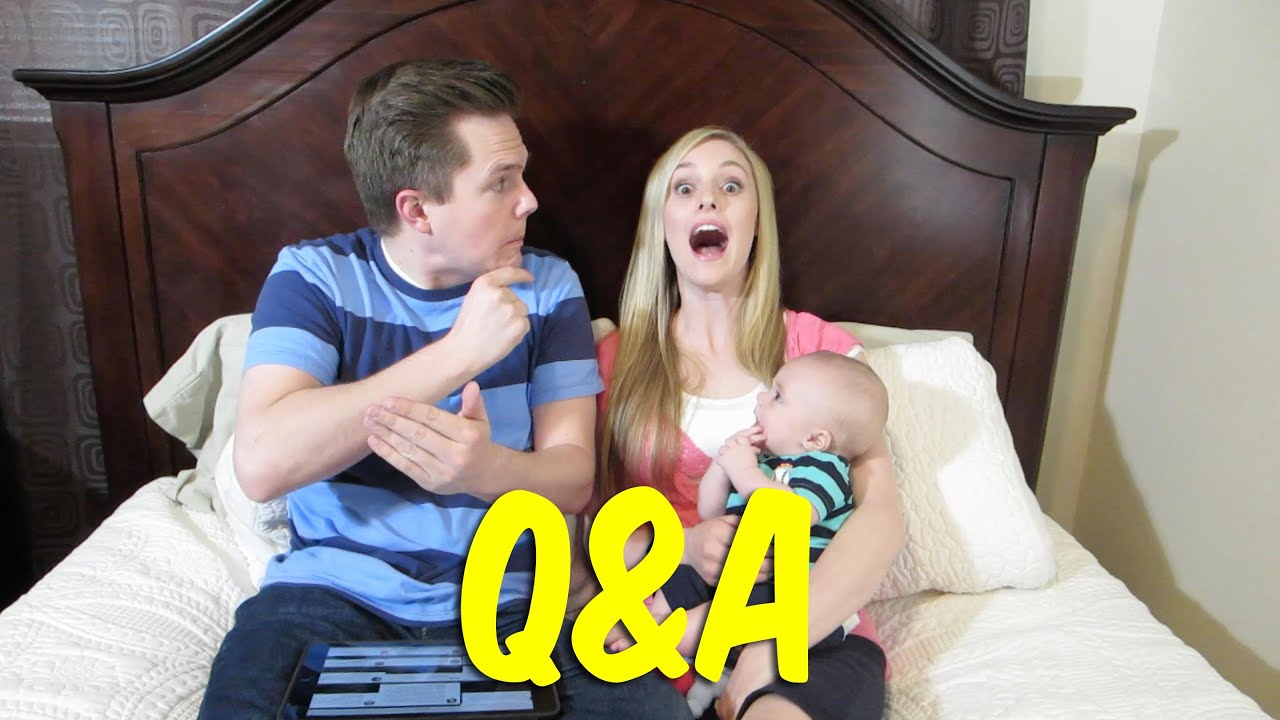 Q a with ellie and jared youtube for Ellie and jared