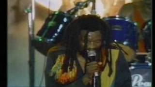 lucky dube - it is not easy  (curacao)