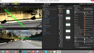 Game Creation Tutorial - 7 Unity3d Car Game (CREATING LAP AND CHECKPOINT SYSTEM 1)