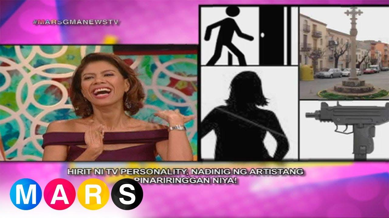 Mars Mashadow:  Hirit ni TV personality, narinig ng pinariringgang aktres!