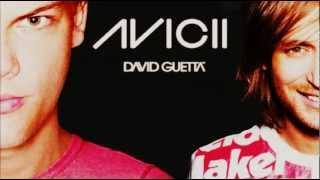 Avicii Video - Avicii & David Guetta - Sunshine ( Radio Edit )