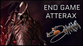 Warframe - Atterax EndGame Build - Solo Survival - Mob Lvl 2000+ [3-4 Forma]
