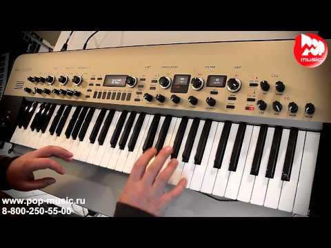 Синтезатор KORG KINGKORG - аналогово-моделирующий