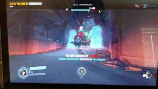 DVa Quad Kill Play of the Game