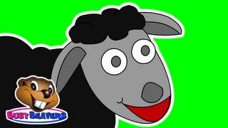 Baa Baa Black Sheep - Kids Nursery Rhymes