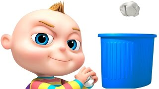 TooToo Boy Dustbin Episode | Funny Cartoon Animation For Kids | Children