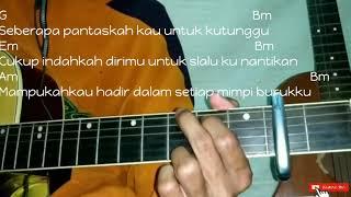 Sheila On 7 - Seberapa Pantas - Acoustic Version | Chord/Kunci Gitar Mudah (Cover By EasyChord)
