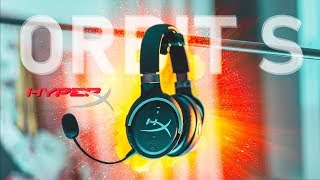 The Most Advanced Gaming Headset - HyperX Cloud ORBIT S