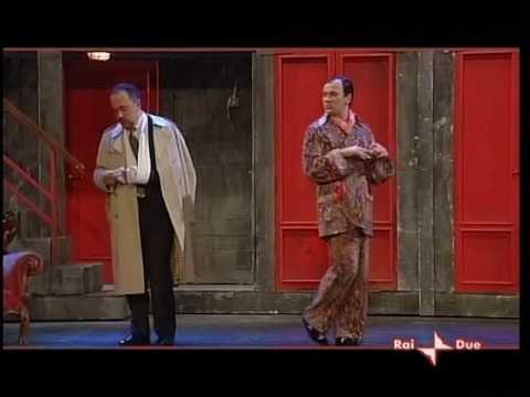 Vincenzo Salemme e Maurizio Casagrande- La gente vuole ridere ancora (Commedia)