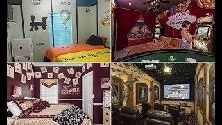 Epic game themed Florida home opens to the public