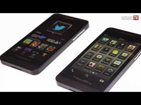 BlackBerry Z10: Does It Compare To The iPhone 5 And Samsung Galaxy S4?