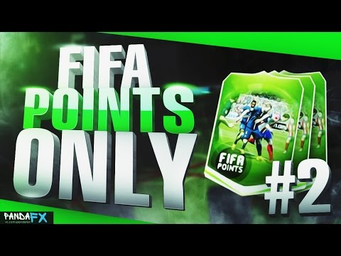 FIFA POINTS ONLY #2