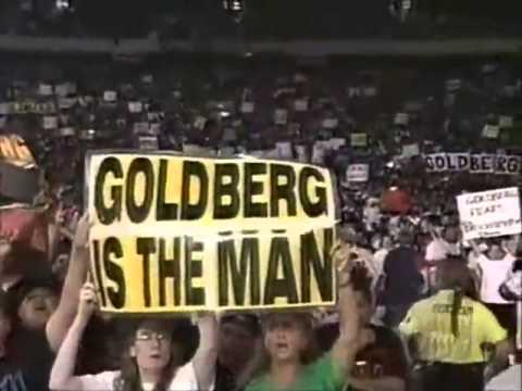 Bill Goldberg Vs Brian Adams video