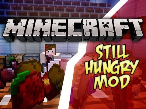 Minecraft: Still Hungry Mod - Cupquake's Kitchen