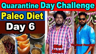 Paleo Diet Quarantine Day Challenge Day 6 (Weight Loss Tips)