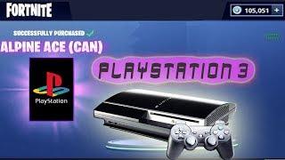 Seria posible jugar FORTNITE en PS3?