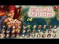 Street Fighter 4 Champion Edition MOD APK Unlocked All Characters Android Gameplay mp3