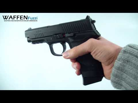 Umarex HPP CO2 Pistole 4.5 mm BB. CO2 Pistole. CO² Waffentest. www.waffenfuzzi.de