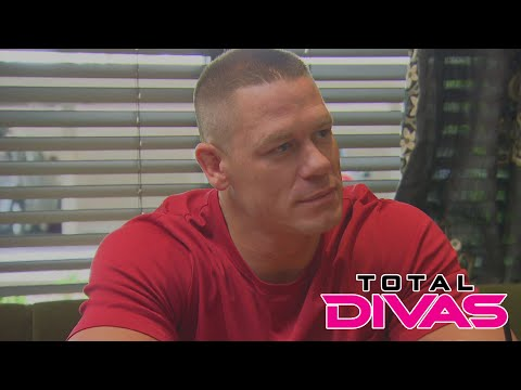 John Cena Is Questioned By Brie Bella: Total Divas Preview Clip, Oct. 26, 2014 video