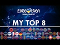 download Eurovision 2017 - My top 8 [so far]