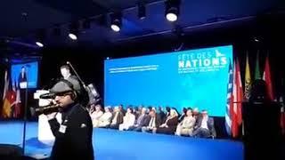 Tomio Okamura: Projev MENF - Nice 1.5.2018