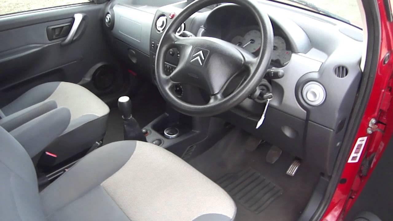 2004 Citroen Berlingo Diesel Mpv 2 Owners Full Service