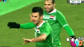 [LON BÓNG ĐÁ 3] TÓM TẮT U23 VN - U23 IRAQ BẰNG NHẠC - ĐẾM NGÀY XA EM CHẾ