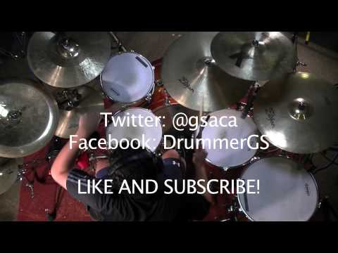 Avon [QUEENS OF THE STONE AGE] Drum Cover #53