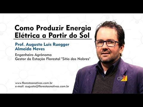 Conversão da Luz Solar em Energia Elétrica - Aula III - Professor Eventual Vol. II