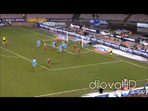 Edinson Cavani's 37 goals of 2012/2013 in 4 Minutes [HD] 1080p